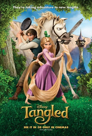 Rapunzel gets Tangled up in Adventure