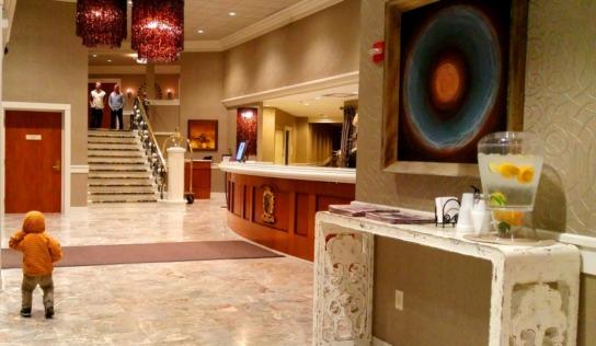 Del Monte Lodge Renaissance Hotel & Spa #MurphysDoNY