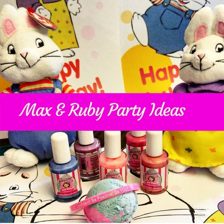 Max and ruby party ideas