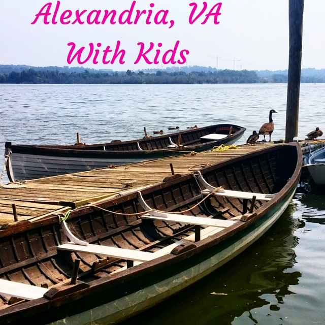 Where to Sleep, Dine and Play in Alexandria With Kids #MurphysDoDC