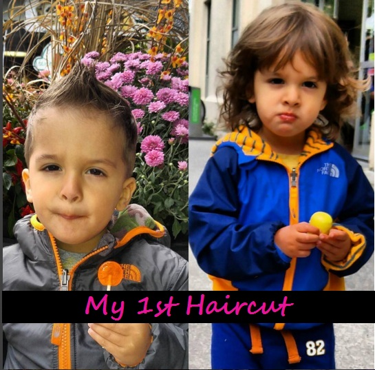 Baby Boys First Haircut Baby And Life - Hairstyle for baby boy 2015