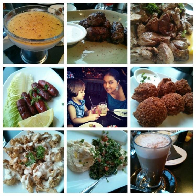 middle eastern food toronto