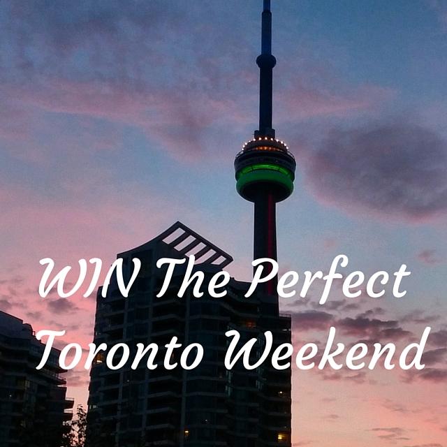Toronto weekend getaway