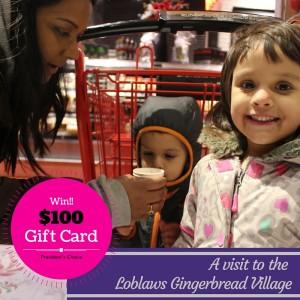 Giant Gingerbread Village | $100 Giveaway #MLGgingerbreadVillage