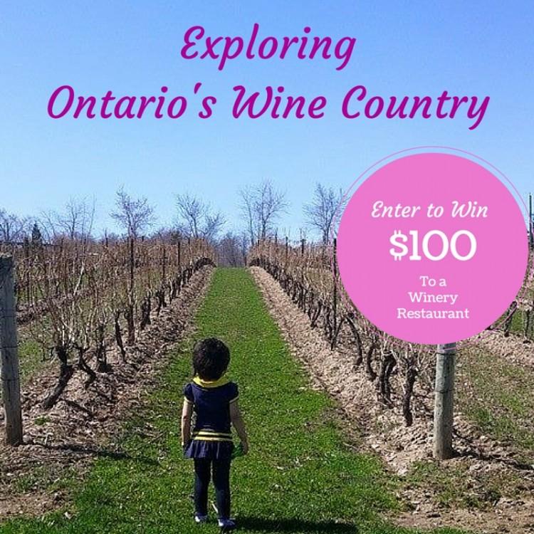 wine country ontario contest