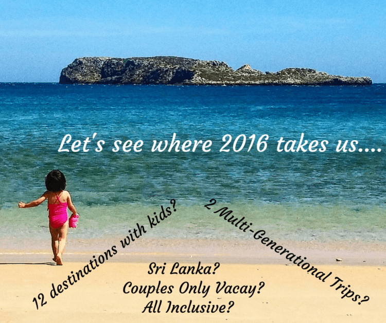 Let's see where 2016 takes us....