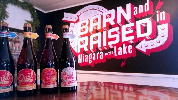 Niagara on the lake beer