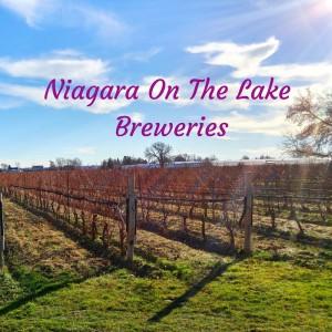 Niagara beer, craft beer, canadian beer