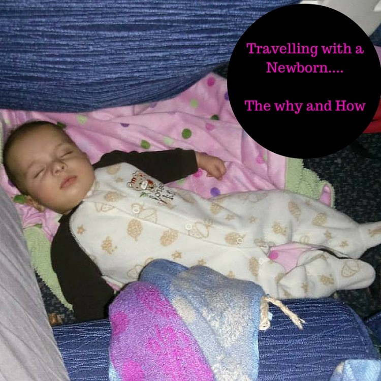 travelling with a newborn,tips for travelling with a newborn