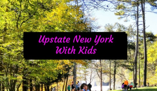 Where to Sleep, Dine and Play in Upstate New York with Kids #MurphysDoNY