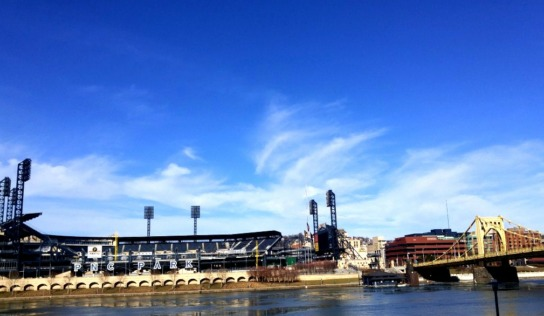 Visiting the Strip District in Pittsburgh