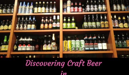 Craft Beer Adventures in Downtown Pittsburgh
