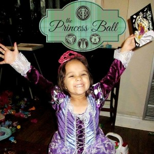 The Princess Ball Giveaway