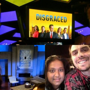 Date Night | Disgraced