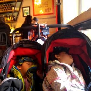 salty pig boston with kids