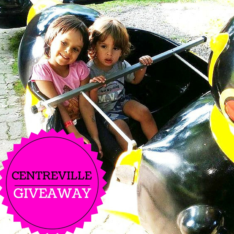 Centreville Toronto Theme Park | Giveaway