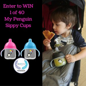 Transitioning from Bottle to Sippy Cup | Giveaway