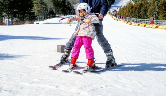 Taking Kids to the Beaver Valley Ski Club