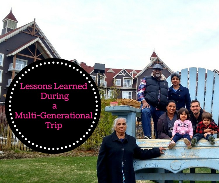 multigenerational travel tips