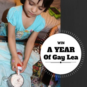 Win a Year of Gay Lea Products  | Giveaway #BornOnTheFarm