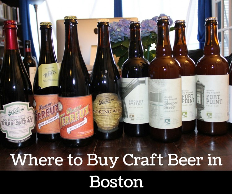 where to buy craft beer in boston