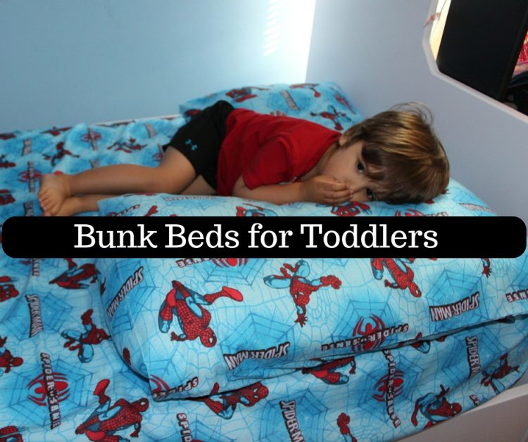 bunk beds for toddlers