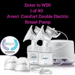 giveaway, enter to win a breast pump