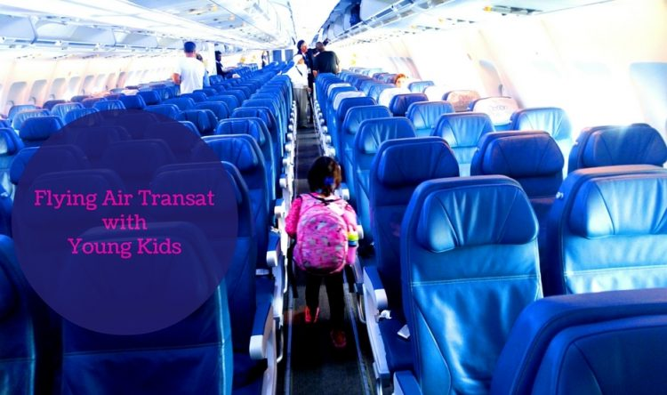 whats it like to fly air transat