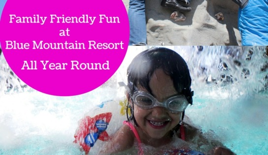Family Friendly Fun at Blue Mountain Resort #MurphysDoBlueMountain