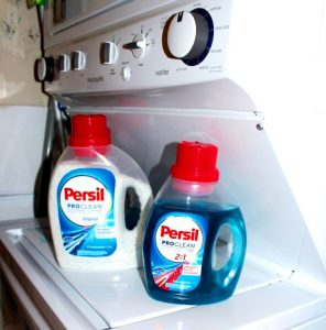 Who Does the Laundry at Yours? #PersilProClean