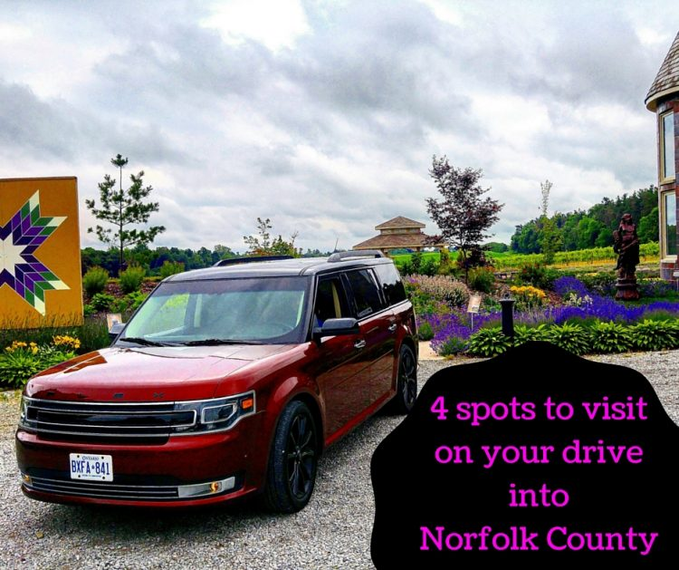 what to do in norfolk, where to drive from Toronto