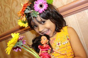 Fashion Friday | Flower Child Princess