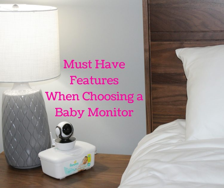choosing the best baby monitor