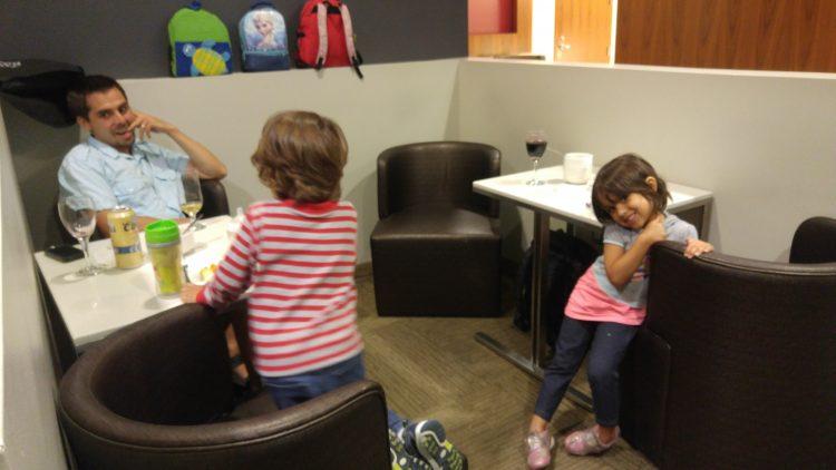 kids airport lounge