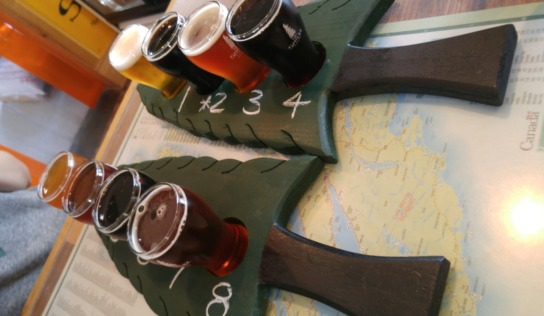 Big Spruce Brewery | A New Cape Breton Treasure #MurphysDoNS