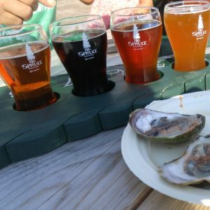 Big Spruce Brewery   A New Cape Breton Treasure #MurphysDoNS