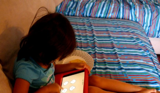 Teaching Kids to Read with the Ooka Island App #RaiseAReader