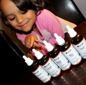 Travel Remedies for Young Kids #ONatural