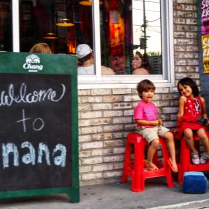 Nana | Kid Friendly Restaurants