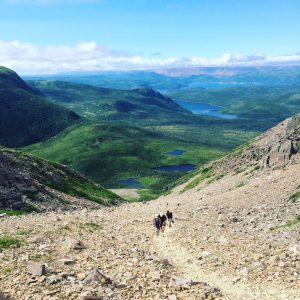 Gros Morne hike