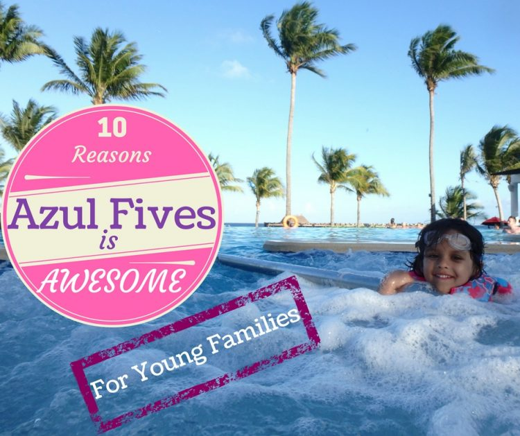 azul fives review with kids