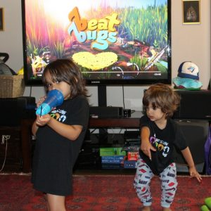 Swaying to the Beatles with #BeatBugs | Giveaway