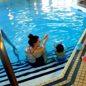 aquaswim, swim instructors who come home