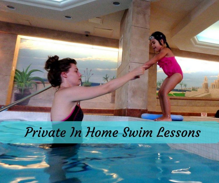 in home swim classes,