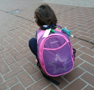Fashion Friday | Backpack Fun