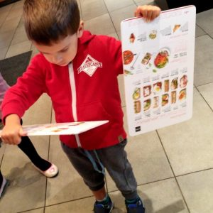 Aroma Espresso Bar #AromaKidz | Kid Friendly Restaurants