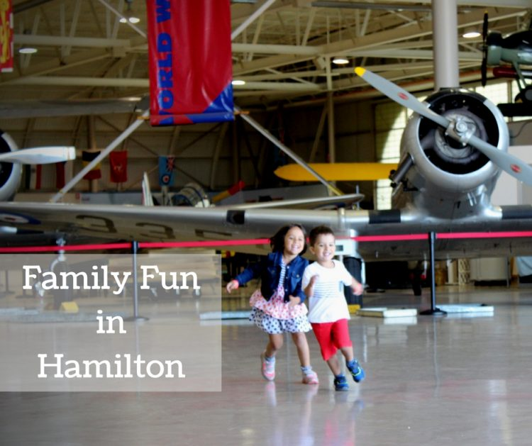 what to do with kids in hamilton