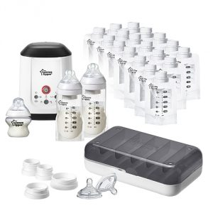 Tommee Tippee Pump and Go Giveaway