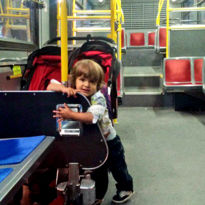Getting Around Toronto with Kids