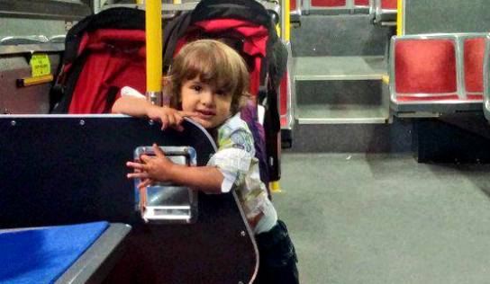 Getting Around Toronto with Kids